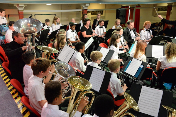 Intermediate Concert Band