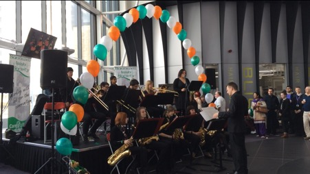 Sandwell Youth Jazz Orchestra, St. Patrick's Day
