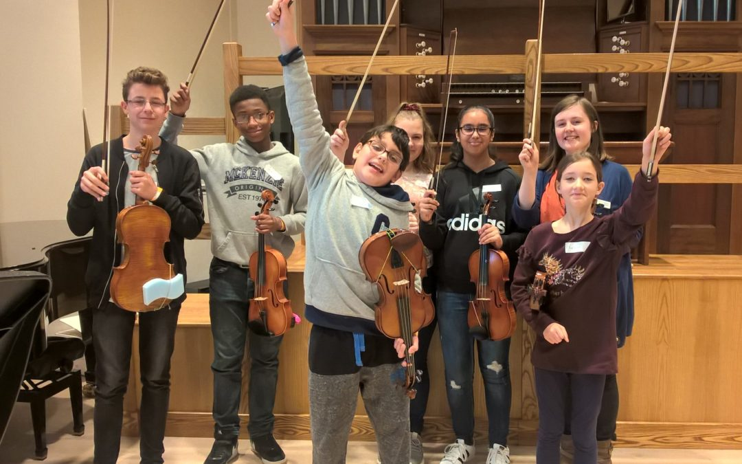 Cecil Aronowitz Viola Competition and Festival