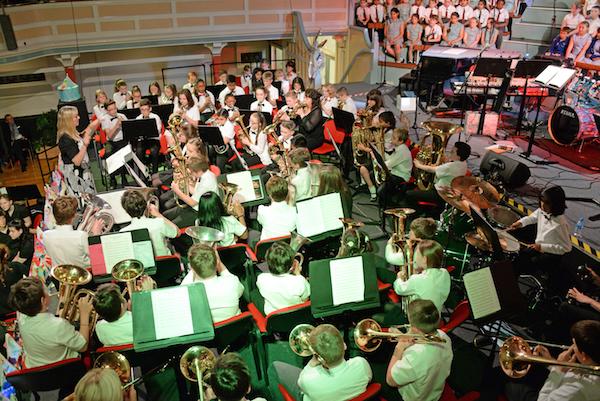 Intermediate Brass Band