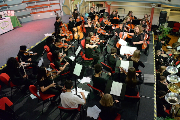 Training String Orchestra