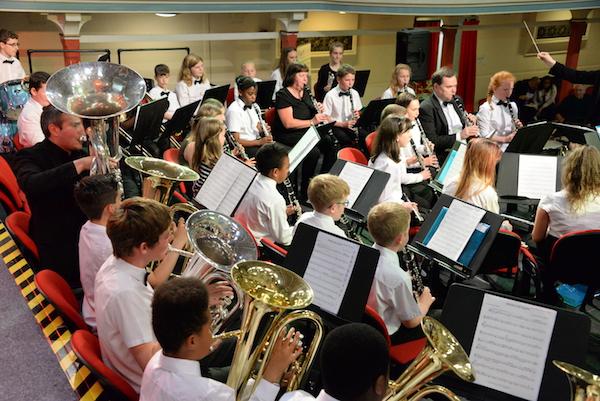 Intermediate Concert Band