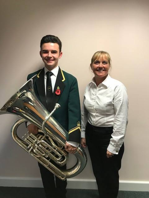 National Success for Sandwell Young Musicians