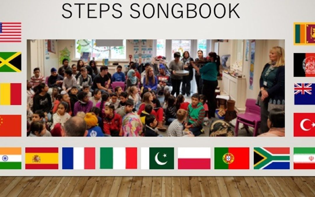 STEPS Songbook – Working with the LACE Virtual School