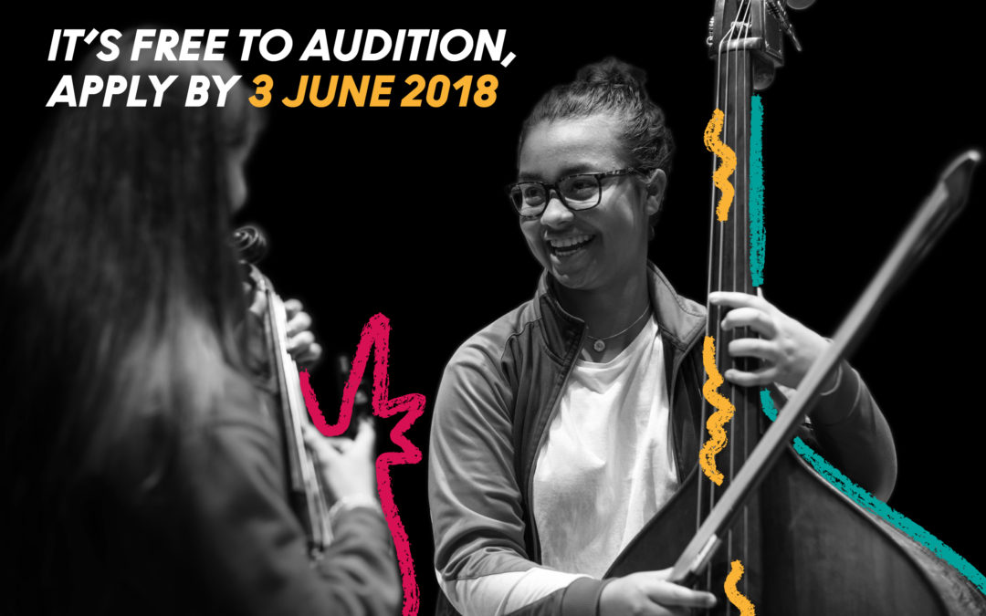 Join the National Youth Orchestra of Great Britain!