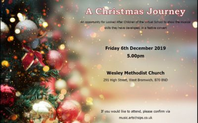 A Christmas Journey – Looked After Children Concert